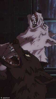 Manga Art, Anime Manga, Anime Guys, Anime Art, Fanarts Anime, Anime Characters, Demon Dog, The Ancient Magus Bride, Anime Screenshots