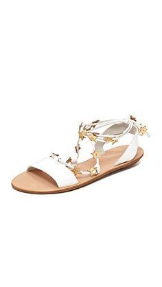 91471da33fa5 LOEFFLER RANDALL Women S Starla Flat Sandals.  loefflerrandall  shoes  shoes  Leather Gladiator Sandals