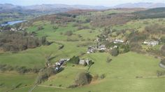 Near Sawrey and Far Sawrey....and ALL of the Lake District!  Tranquil doesn't even begin to describe it!