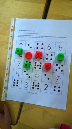 Tänään opiskelimme matematiikkaa kahden oppitunnin ajan. Näin on tarkoitus tehdä tästä lähtien joka tiistai. Harjoittelimme ensin dokum... Change Language, Math Games, Maths, Addition And Subtraction, Crafts For Kids, Preschool, Activities, Grade 1, Montessori