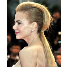 Quiff and ponytail - 30 amazing party hair styles and how to recreate them | Stylist Magazine