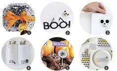 Imprimibles gratis: 18 recursos para Halloween