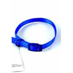 Four Paws Pet Products Dfp2010bl .38 In. X 10 In. Nylon Collar - Blue $14.05
