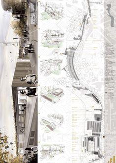 bianchivenetoarchitetti · Riqualificazione urbanistica e paesaggistica fascia periurbana ad ovest delle mura. San Gimignano · Divisare Parcs, Design Competitions, Presentation Boards, Architecture Presentation Board, Presentation Layout, Architecture Design, Architecture Panel, Architecture Portfolio, Architecture Graphics