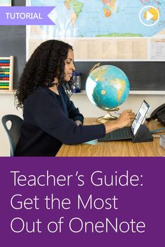 Teachers, here's a little hands-on learning for you too! Directly interact with this OneNote tutorial and discover how to make the most of your classroom's most helpful tool. #MSFTEDU
