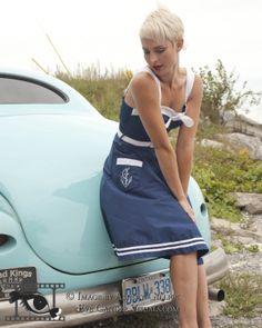 Emily - Pinup Classic Car Shoot Pinup, Gym Bag, Classic Cars, Eye, Bags, Fashion, Handbags, Moda, Fashion Styles