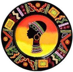 (Africa) African art, quilt on cotton fabric. African Artwork, African Art Paintings, African Quilts, Afrique Art, African American Art, Tribal Art, Mandala Art, Female Art, Prints