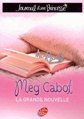 Meg Cabot tome 1