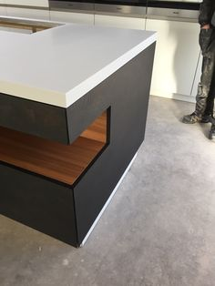 Corian Solid Surface, Table, Furniture, Home Decor, Decoration Home, Room Decor, Home Furniture, Interior Design, Home Interiors
