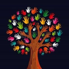 Multi social solidarity tree hands Clipart is part of Crafts for kids - Colorful diversity tree hands illustration Vector illustration layered for easy manipulation and custom coloring Hand Illustration, Clip Art, School Decorations, Free Illustrations, Art Plastique, Preschool Crafts, Oeuvre D'art, Fall Crafts, Preschool Activities