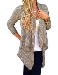 Amazing Long Sweaters Ideas