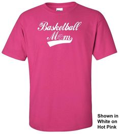 Basketball Mom Tee #sports