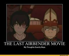 the last airbender funny - Google Search