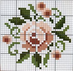 Brilliant Cross Stitch Embroidery Tips Ideas. Mesmerizing Cross Stitch Embroidery Tips Ideas. Mini Cross Stitch, Cross Stitch Rose, Cross Stitch Flowers, Cross Stitch Charts, Cross Stitch Designs, Cross Stitch Patterns, Cross Stitching, Cross Stitch Embroidery, Embroidery Patterns