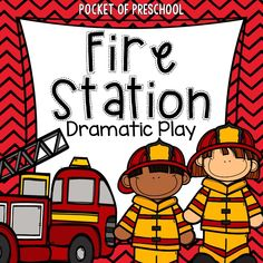 Fire House Dramatic Play is a fun theme you can do in your pretend or dramatic play center. A teacher planning web breaks the theme down, week by week and includes a book list. There are labels and pictures showing how to set up your Fire Station in your Dramatic Play Themes, Dramatic Play Centers, Firefighter Dramatic Play, Camping First Aid Kit, Community Helpers Preschool, Notes To Parents, Family Theme, Preschool Classroom, Preschool Lessons