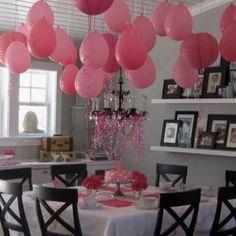 Great birthday decor!