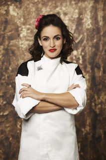 Michelle Tribble Hells Kitchen Hells Kitchen Ruffle