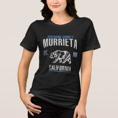 Murrieta T-Shirt - cool gift idea unique present special diy