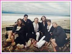 """Happy Holidays From The Cast Of ABC's """"Revenge"""""""