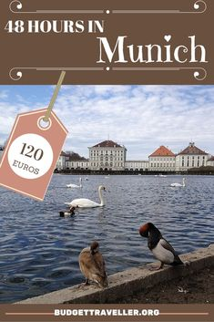 The Budgettraveller spends 48 hours in Munich, Germany on a 120 Euro budget