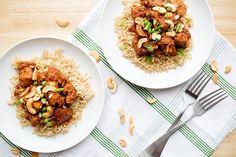 Recipe: Slow Cooker Cashew Chicken