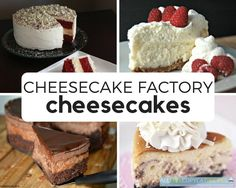 14 Copycat Cheesecake Factory Cheesecake Recipes This homemade cheesecake recipe has four incredible chocolate layers of richness. The base of the cheesecake recipe is an easy chocolate flourless cake. Cheesecake Factory Restaurant, The Cheesecake Factory, Turtle Cheesecake Recipes, Vanilla Bean Cheesecake, Homemade Cheesecake, Raspberry Cheesecake, Oreo Cheesecake, Chocolate Cheesecake, Copykat Recipes