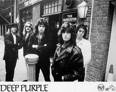 Deep Purple Press Kit Photo https://www.facebook.com/FromTheWaybackMachine