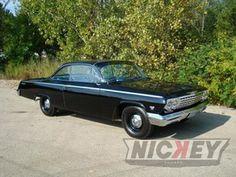 1962 Chevrolet Bubble Top 409ci 409hp