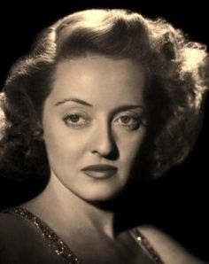 Betty Davis... This is when she realized. Hey darlings, I am going to take the silver screen and make it mine (in her safistcated hollywood voice)
