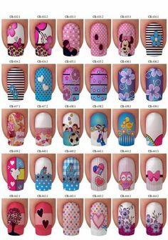 Nailart to all! Wonder Nails, Finger, Nail Art Techniques, Different Nail Designs, Fire Nails, Nail Art Videos, Disney Nails, Nail Accessories, Cute Nail Art