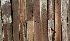 Reclaimed Hardwood Fence by Cheap Beaches Fencing