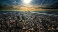 New York by Marco Bosshard on 500px