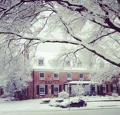 Twitter / @EpsilonKKG: Our Beautiful Home! Photo credit Tillie Epsilon KKG
