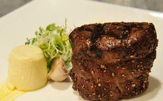 Gotham Steak at Fontainebleau