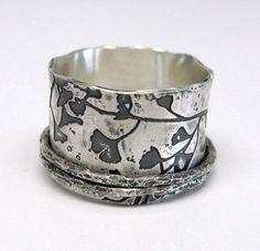 Janice Hagey-Schmidt - Sterling silver ring www.janiceartjewelry.com
