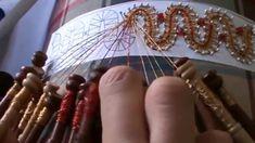 Travel, Fibre and Thread: lace Lace Saree, Bobbin Lacemaking, Bobbin Lace Patterns, Lace Heart, Lace Jewelry, Needle Lace, Lace Making, Irish Crochet, Lace Detail
