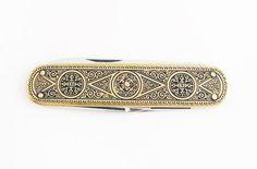 Pocket Knife 'CWS' Solingen / 1960s German by TheGentlemansBlade