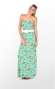 Lilly Pulitzer Marlisa Dress Mini Bee in Your Bonnet $188.00