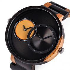 drevene_hodinky_timezone-champagne Champagne, Home Appliances, Watches, Design, House Appliances, Wristwatches, Appliances, Clocks