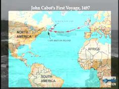 The French Explorers The Beginnings of French Exploration and Settlement in North America 1490 156 - YouTube - Discovery Channel
