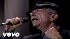 Music video by Leonard Cohen performing Hallelujah. (C) 2009 Sony Music Entertainment Leonard Cohen Hallelujah iTunes: smarturl. Leonard Cohen Lyrics, Music Love, Good Music, My Music, Bob Dylan, Soundtrack, Jeff Buckley, Blues, Spirituality