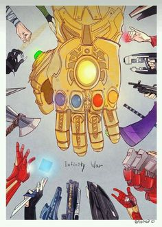 Loki and Gamora are the only ones touching Thanos and I want to die <<< this is Mantis's hand. Loki is next to Iron Man with Tessaract Avengers Comics, Marvel Avengers, Hero Marvel, Memes Marvel, Marvel Fan Art, Marvel Funny, Captain Marvel, Avengers Fan Art, Avengers Poster