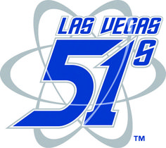 For 18 years beginning in 1983, the triple-A baseball team in Las Vegas was a San Diego Padres affiliate called the Stars. Description from news.sportslogos.net. I searched for this on bing.com/images