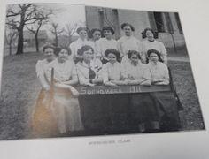 Soule Sophomore Class 1911