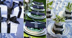 Your Wedding in Colors: Navy Blue and Silver | Arabia Weddings