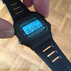 Casio Digital, Digital Watch, Blues Rock, Retro Chic, Casio Watch, Watches, Bracelet Watch, Wristwatches, Clocks