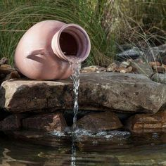 Total Pond Urn Spitter-A16648 - The Home Depot                                                                                                                                                     More