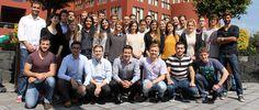 Alumnos de ESCP Europe cursan en EGADE Business School seminario sobre negocios en México y América Latina.