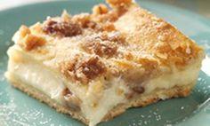 Cream Cheese Pecan Delights  These look delicious!