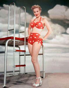 Virginia Mayo, 1948 - Bros./Kobal/Rex/Shutterstock